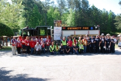 Smoke Alarm Blitz with the Red Cross April 28, 2018
