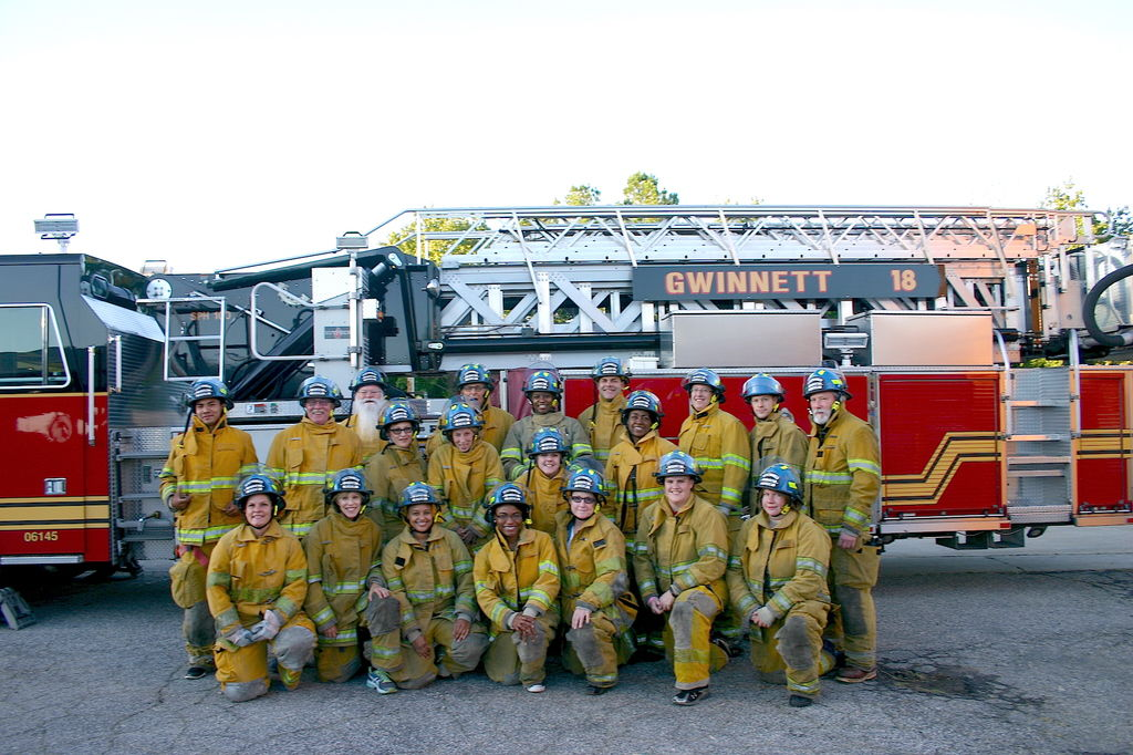 CFA Class 24 in the Gwinnett Daily Post