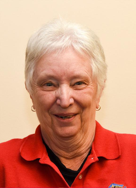 Carol Page, Secretary