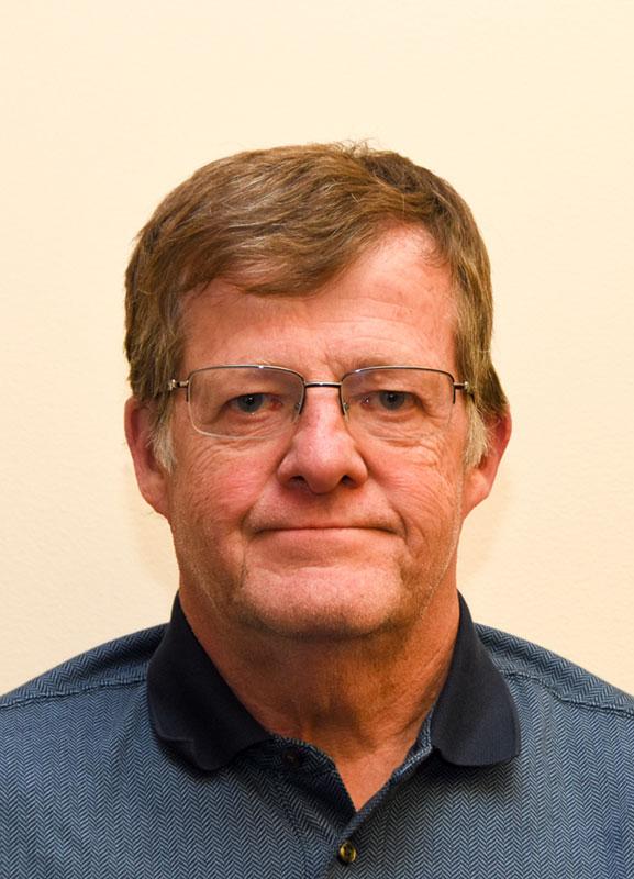 Larry Getze, 1st VP